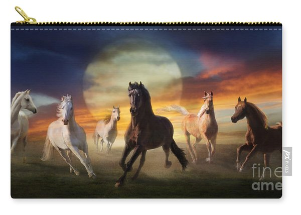 Night Play Carry-all Pouch