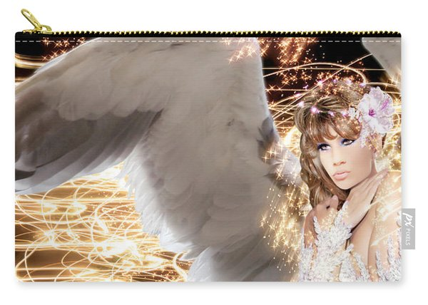 Nissrine An Angels Radiance Carry-all Pouch