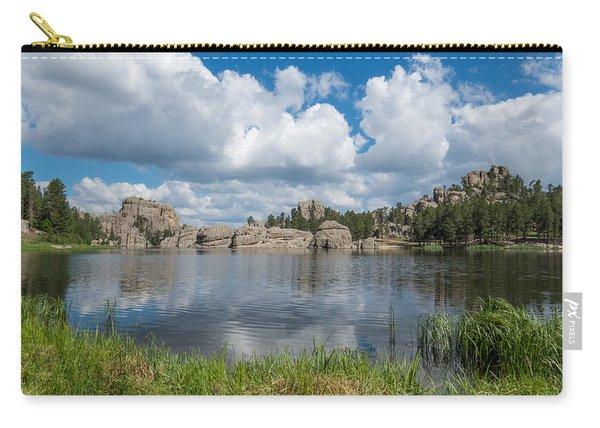 Sylvan Lake South Dakota Carry-all Pouch