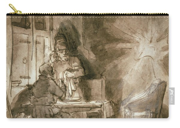 No.2139 Supper At Emmaus, C.1648-9 Carry-all Pouch