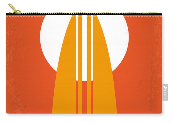 No274 My The Endless Summer Minimal Movie Poster Carry-all Pouch