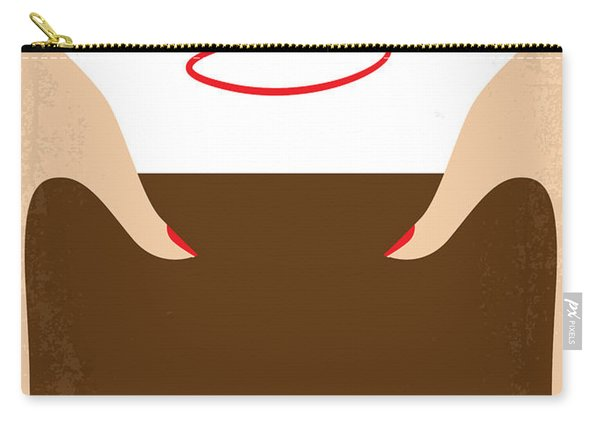 No371 My Secretary Minimal Movie Poster Carry-all Pouch
