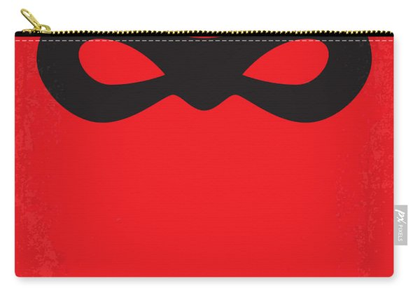 No368 My Incredibles Minimal Movie Poster Carry-all Pouch