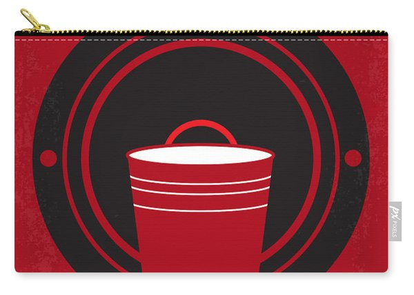 No393 My Project X Minimal Movie Poster Carry-all Pouch