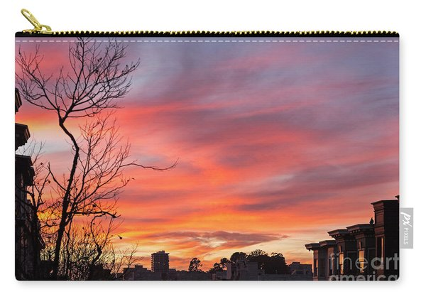 Nob Hill Sunset Carry-all Pouch