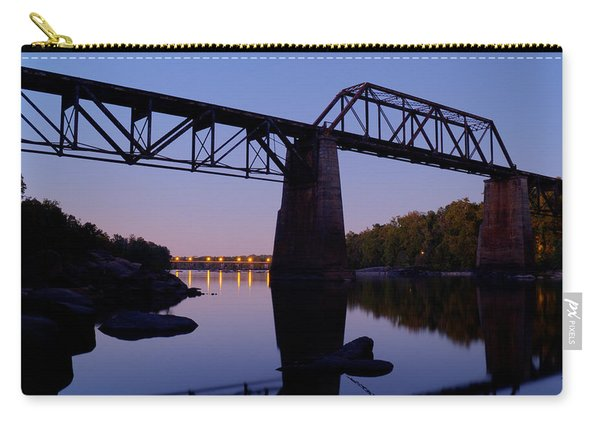Twilight Crossing Carry-all Pouch