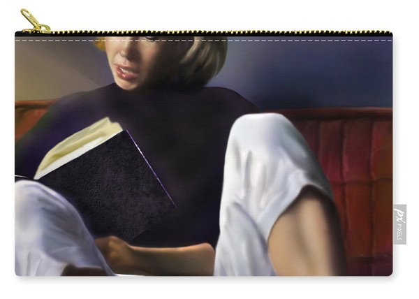 Norma Jeane Baker Carry-all Pouch