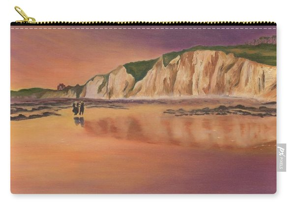Normandy Reflections Carry-all Pouch