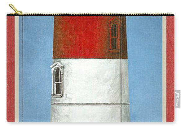 North American Lighthouses - Nauset Carry-all Pouch