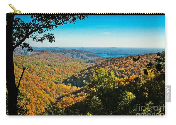 North Carolina Fall Foliage Carry-all Pouch