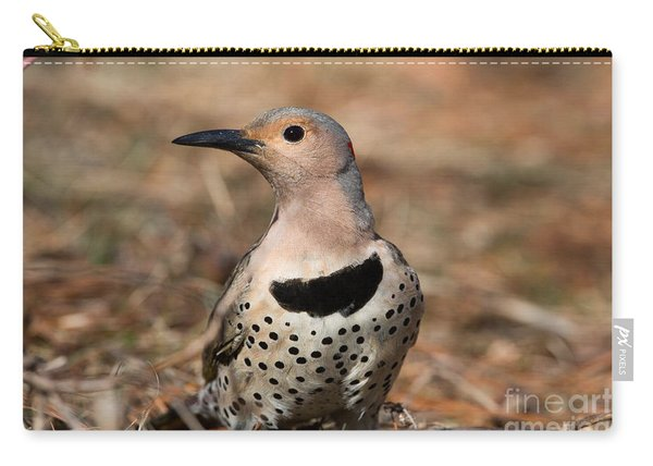 Northern Flicker Female Carry-all Pouch
