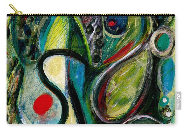 Northern Lights 2 Carry-all Pouch
