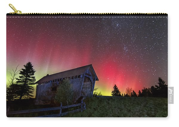 Northern Lights - Painted Sky Carry-all Pouch