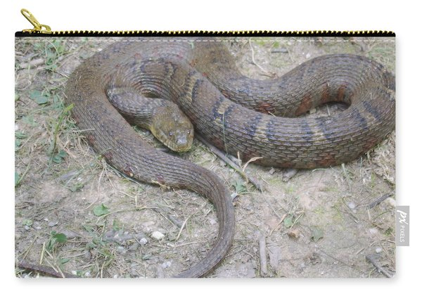 Northern Water Snake Carry-all Pouch