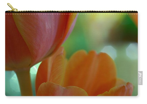 Nothing As Sweet As Your Tulips Carry-all Pouch