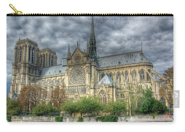 Notre Dame Carry-all Pouch