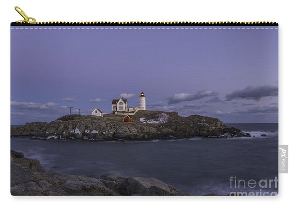 Nubble Lighthouse Carry-all Pouch