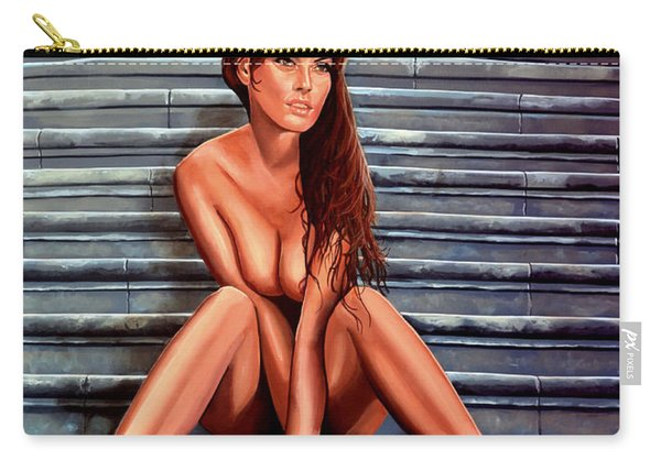 Nude City Beauty Carry-all Pouch