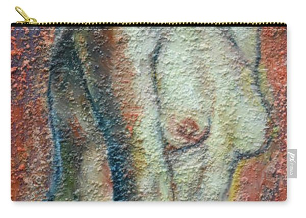 Nude Lisbeth Carry-all Pouch