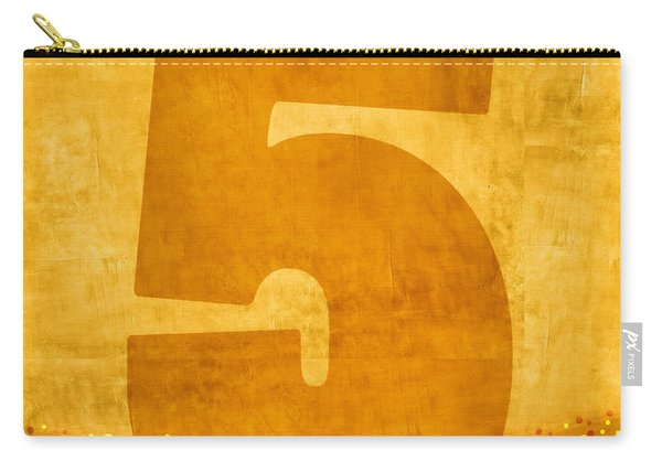 Number Five Flotation Device Carry-all Pouch