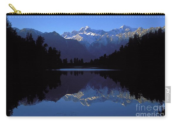 New Zealand Alps Carry-all Pouch
