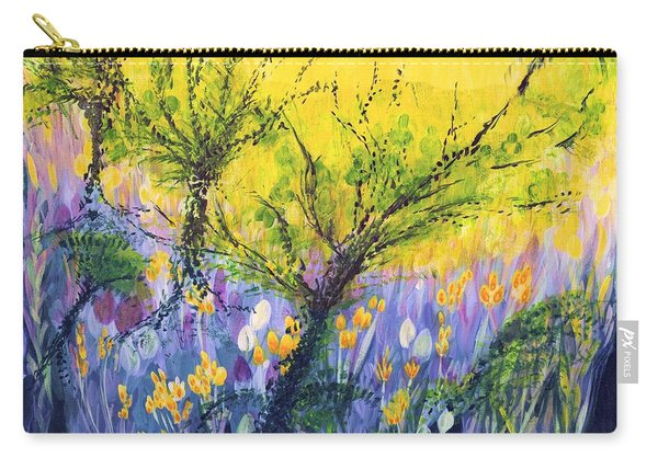 O Trees Carry-all Pouch