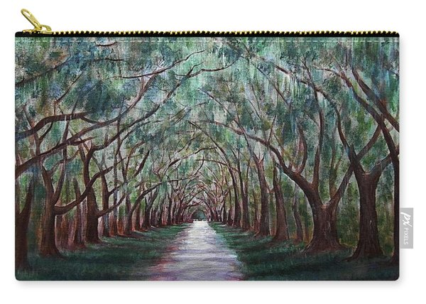 Oak Avenue Carry-all Pouch