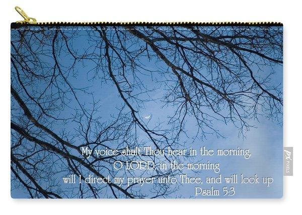 Oak Tree Psalm Carry-all Pouch
