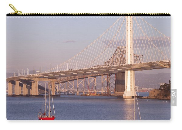 Oakland Bridge Carry-all Pouch