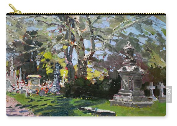 Oakwood Cemetery Carry-all Pouch
