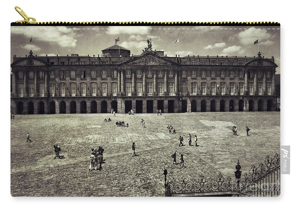 Obradoiro Square Rajoy Palace Carry-all Pouch