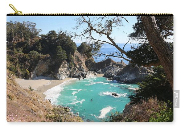 Ocean Bliss Carry-all Pouch