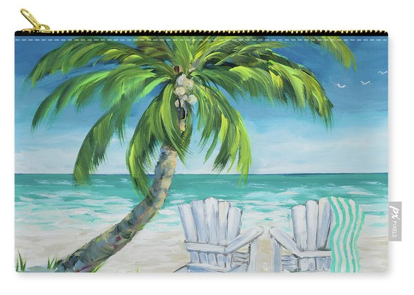 Ocean Breeze II Carry-all Pouch