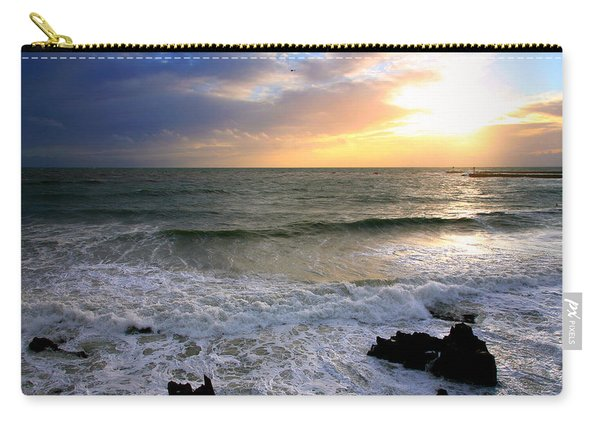 Ocean Sunset 84 Carry-all Pouch