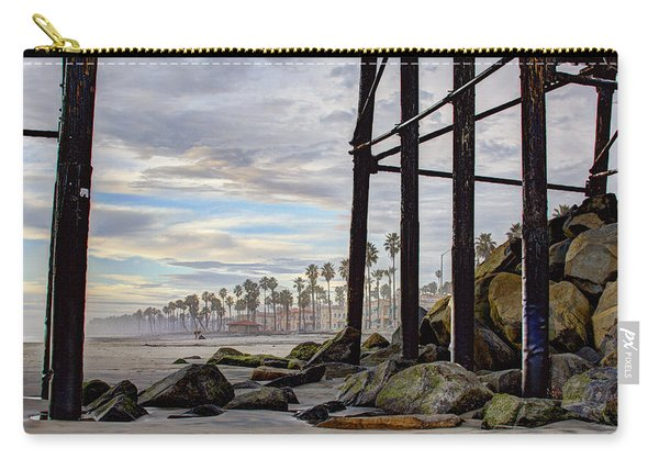 Oceanside Pier Carry-all Pouch