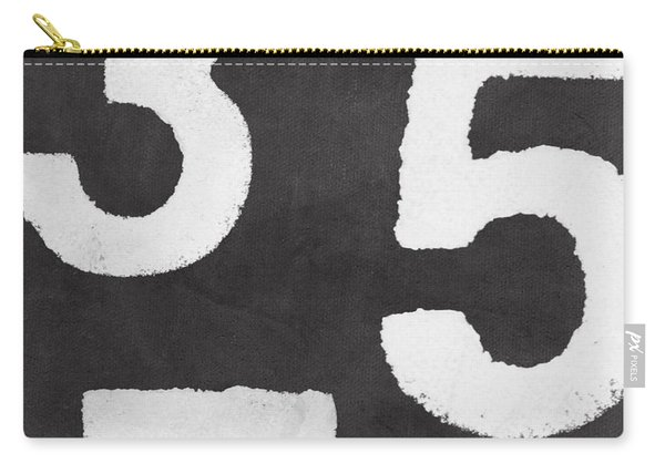Odd Numbers Carry-all Pouch