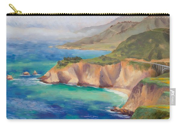 Ode To Big Sur Carry-all Pouch