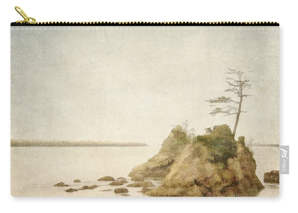 Offshore Rocks Oregon Coast Carry-all Pouch
