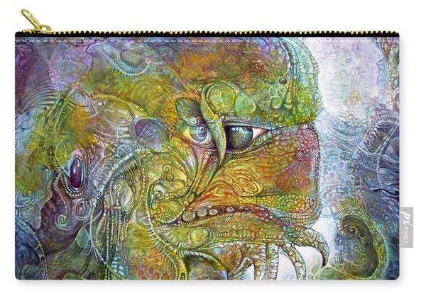 Offspring Of Tiamat - The Fomorii Union Carry-all Pouch