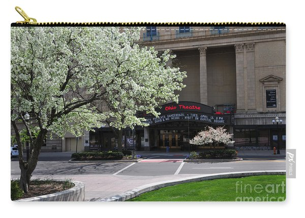 D45l42 Ohio Theatre Photo Carry-all Pouch