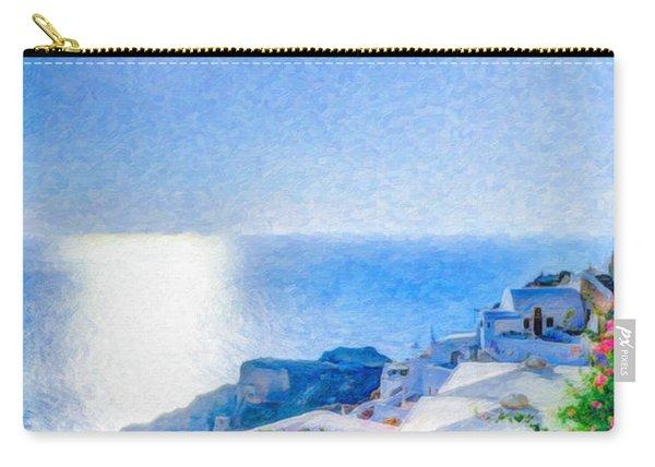 Oia Santorini Grk4178 Carry-all Pouch