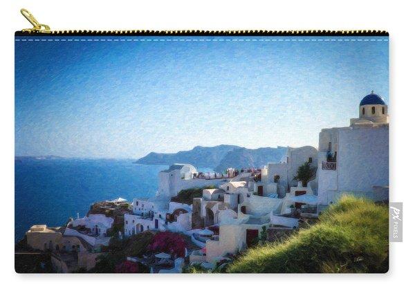 Oia Santorini Grk4332 Carry-all Pouch