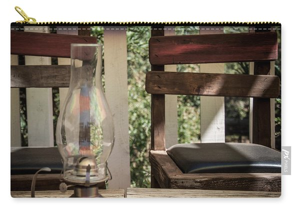 Oil Lamp 2 Carry-all Pouch