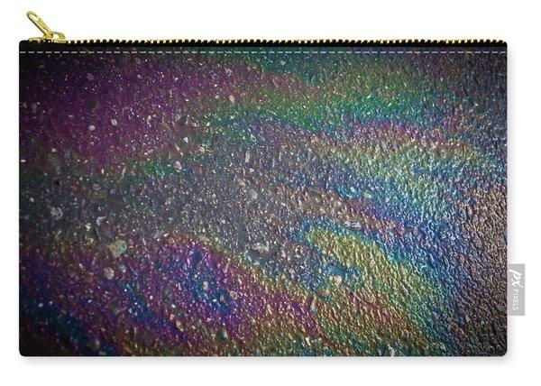 Oil Rainbow Carry-all Pouch