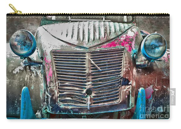Old 2cv Carry-all Pouch