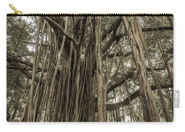 Old Banyan Tree Carry-all Pouch