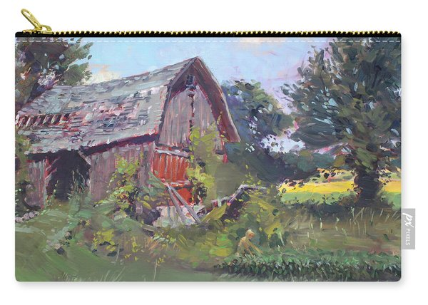 Old Barns  Carry-all Pouch