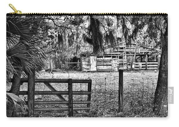 Old Chisolm Island Barn Carry-all Pouch
