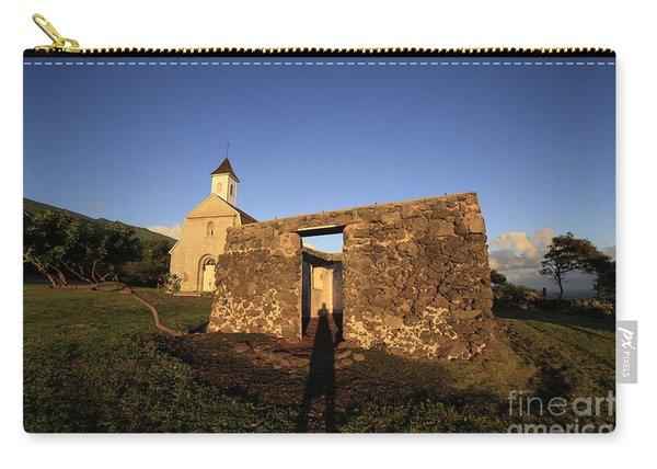 Old Church Maui Hawaii Carry-all Pouch