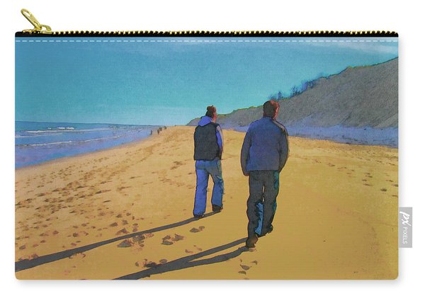 Old Friends Long Shadows Carry-all Pouch